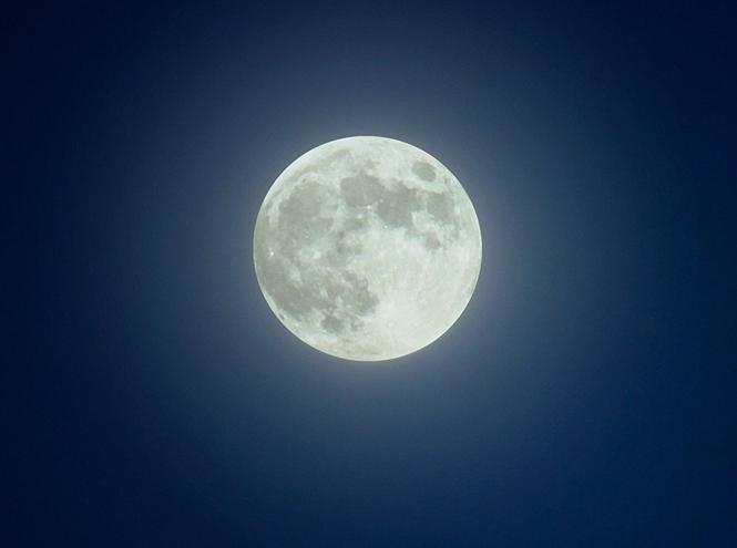 Как питаться на растущую луну?