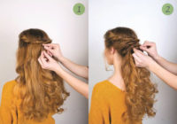 Прекрасные косы для длинных волос
