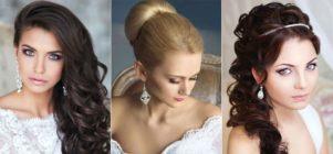 Популярные виды причёсок для средних волос