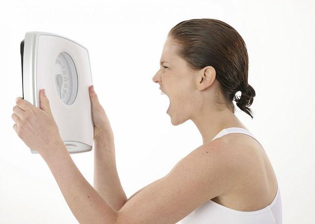 Избавиться от пяти килограмм быстро