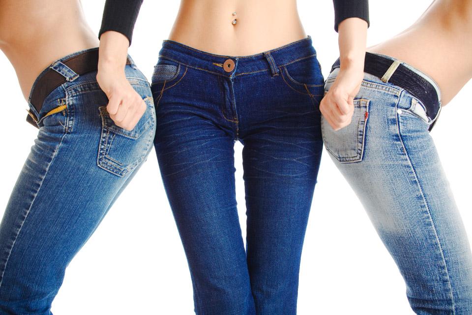 3-ий элемент – джинсы