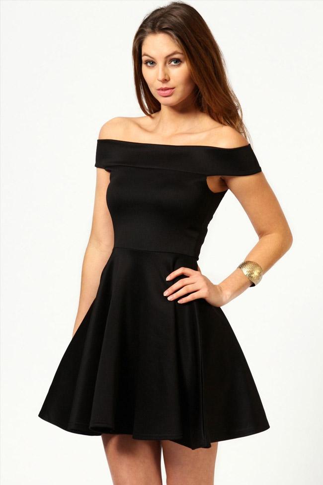 5-ый элемент – маленькое черное платье