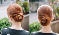 Вечерние варианты укладок для длинных волос