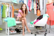 Как сохранить дольше одежду в новом виде?