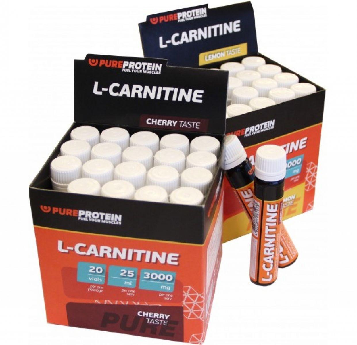 L-карнитин для похудения — как он работает и как его пить