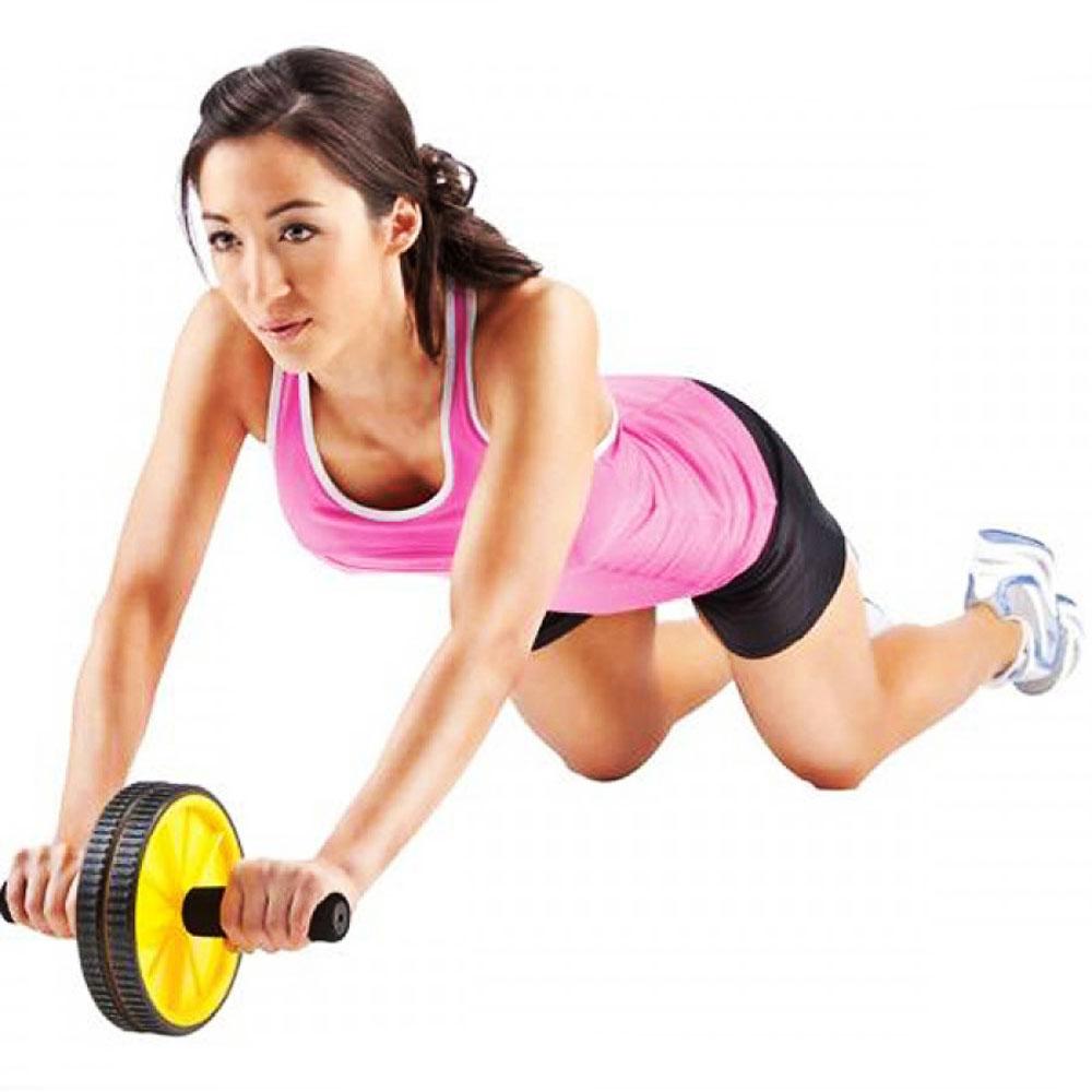 Основные принципы применения гимнастического ролика