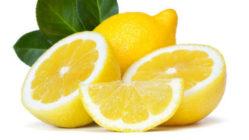 Алоэ вера и сок лимона