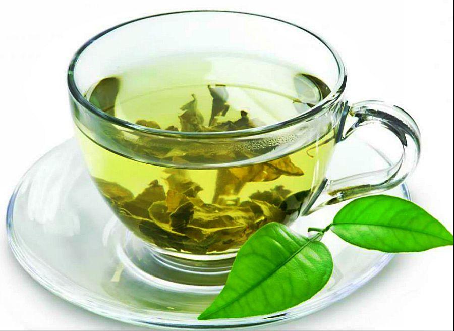 Алоэ вера и зелёный чай