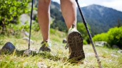 Скандинавская ходьба с палками: техника ходьбы для похудения