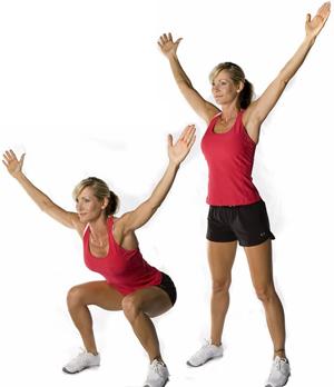 Упражнения для новичков