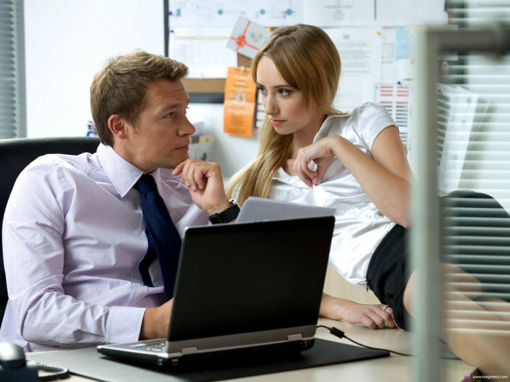 Как вести себя в отношениях с коллегой