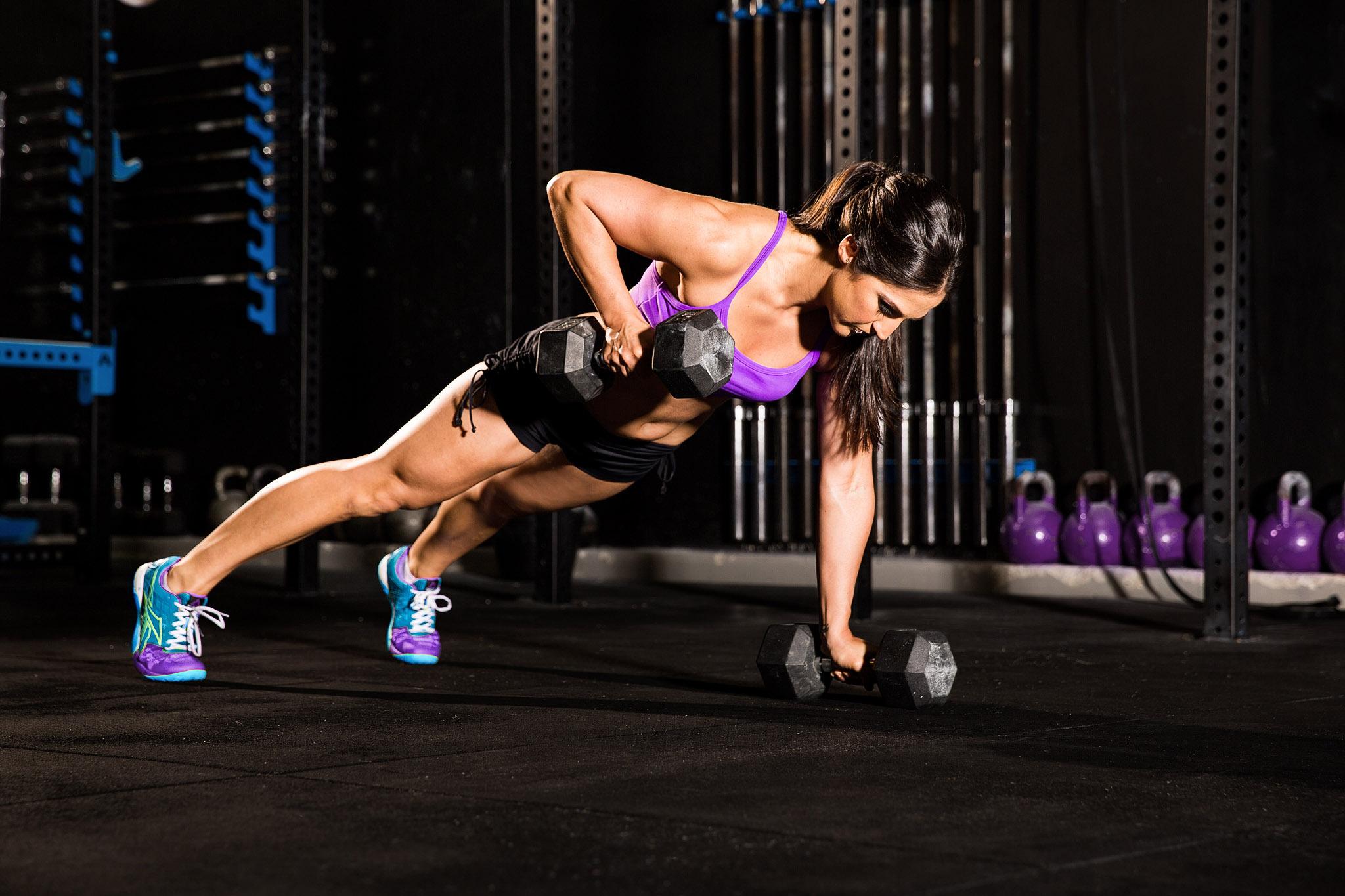 Программа тренировок кроссфит