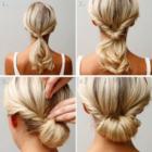 Легкие и красивые прически на короткие волосы
