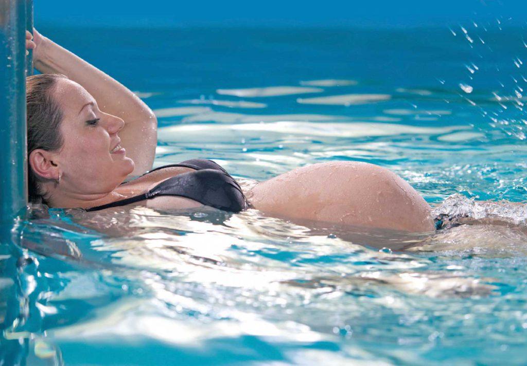 Безопасный спорт для беременных