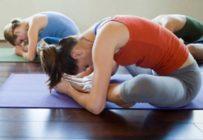 Йога и состояние тела