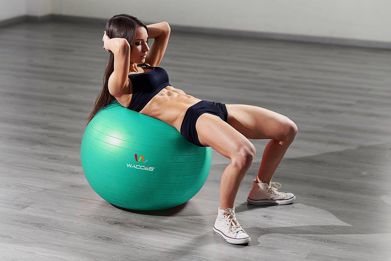 Фитнес с мячом