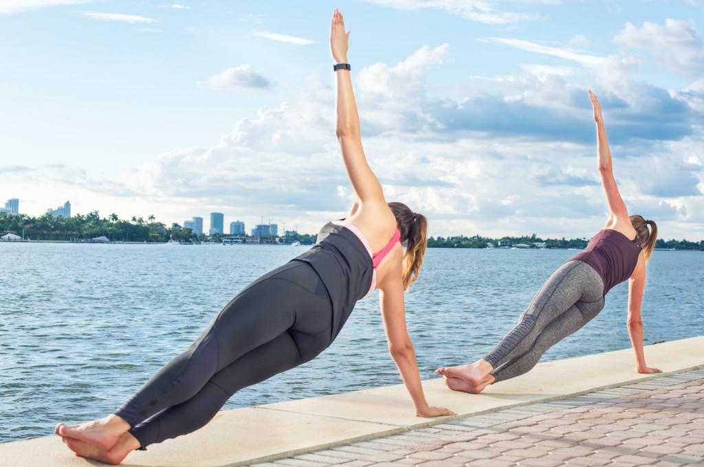 Суть гимнастики для похудения