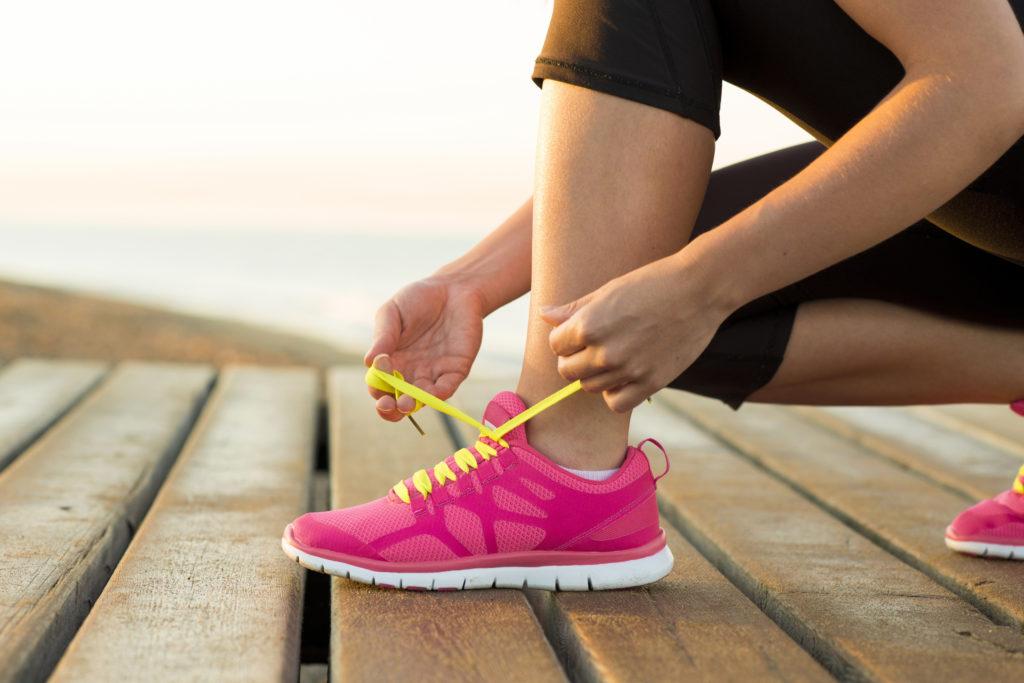 Тип покрытия для бега и выбор обуви