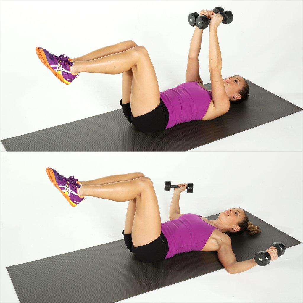 Несколько советов о том, как правильно тренировать грудь