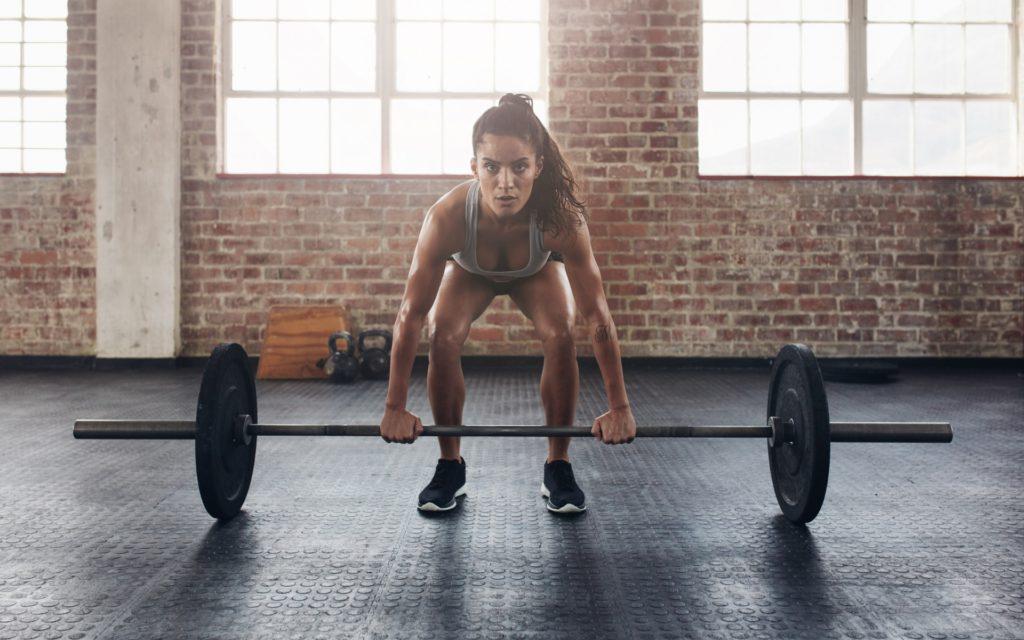 Особенности становой тяги
