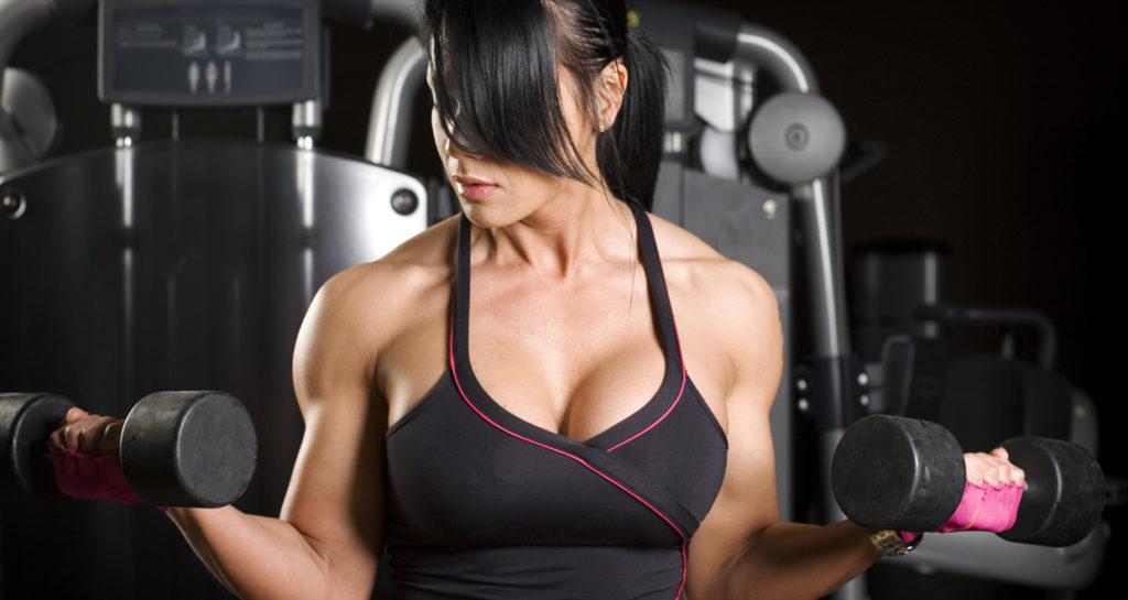 Грудные мышцы и их расположение