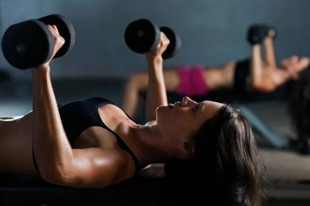 Особенности физических приёмов для похудения