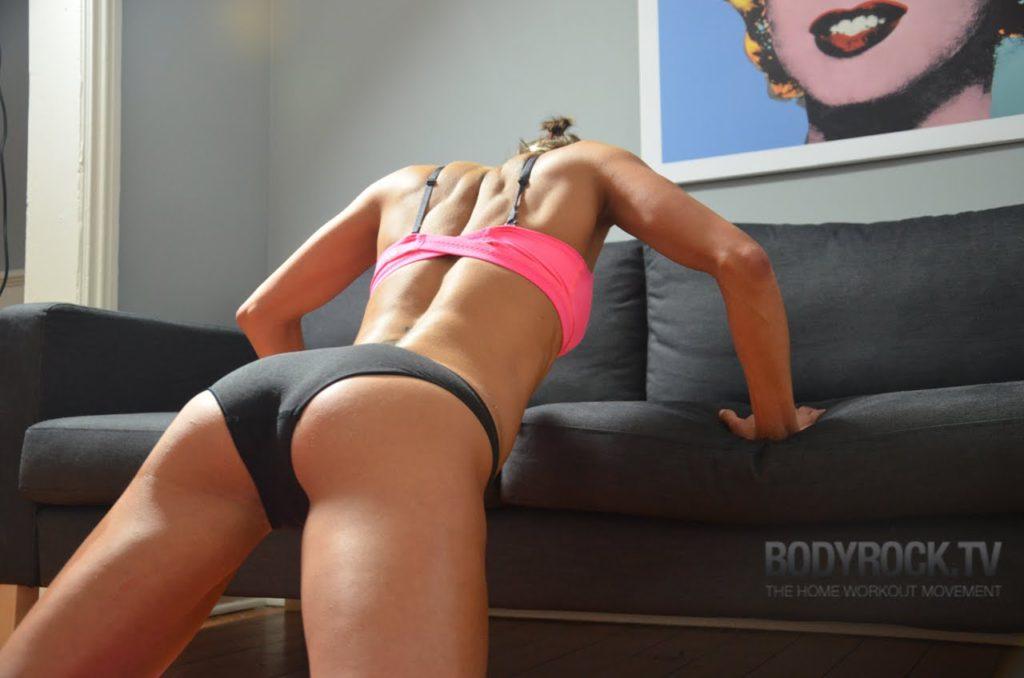 Развитие и ежедневный уход за мышцами спины
