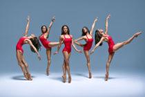 Тренировки балерин