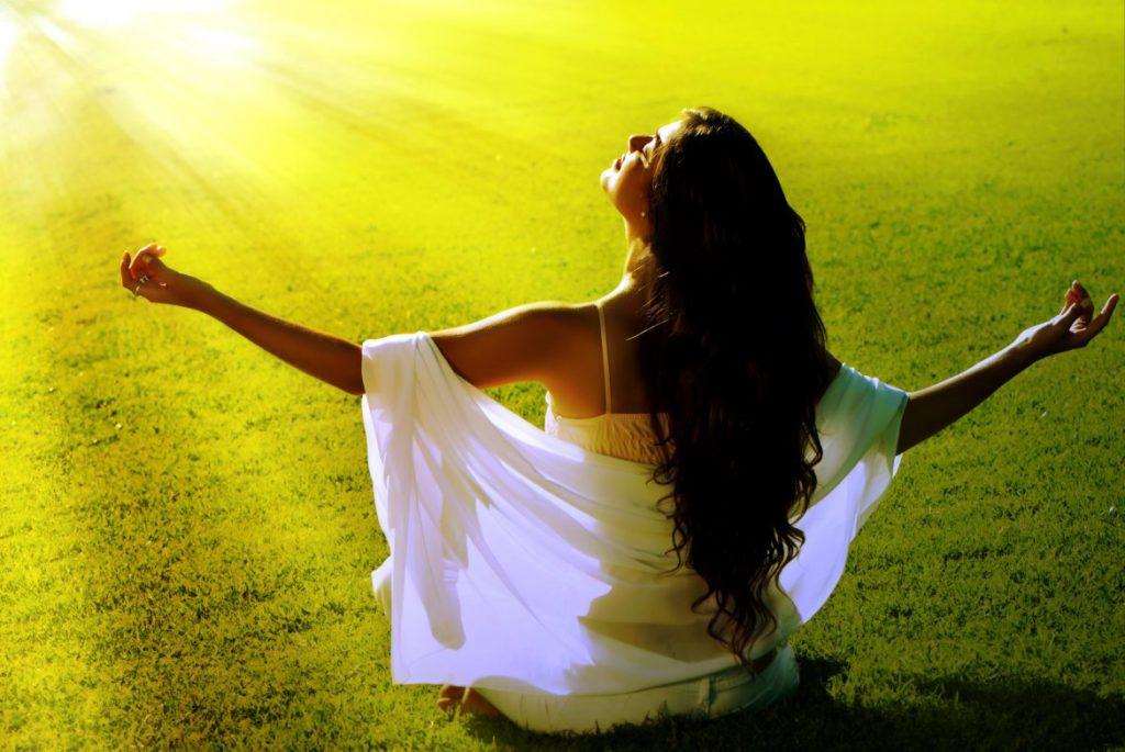 Накопление энергии посредством заботы о теле