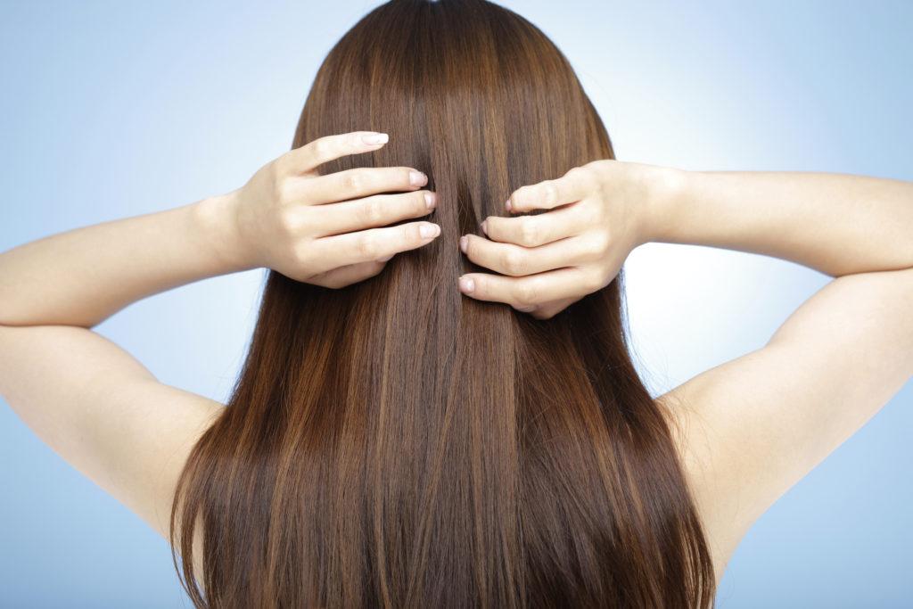 Забота о волосах после выпрямления