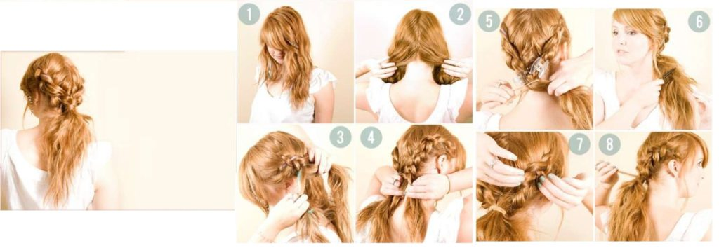 Причёски в греческом стиле своими руками 37