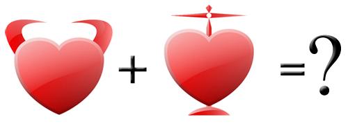 Совместимость в любовных отношениях, дружбе, браке: Телец и Весы