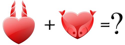 Совместимость в любовных отношениях, дружбе, браке: Рыбы и Козерог