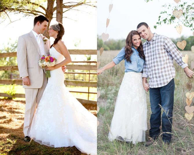 Что делать со свадебным платьем