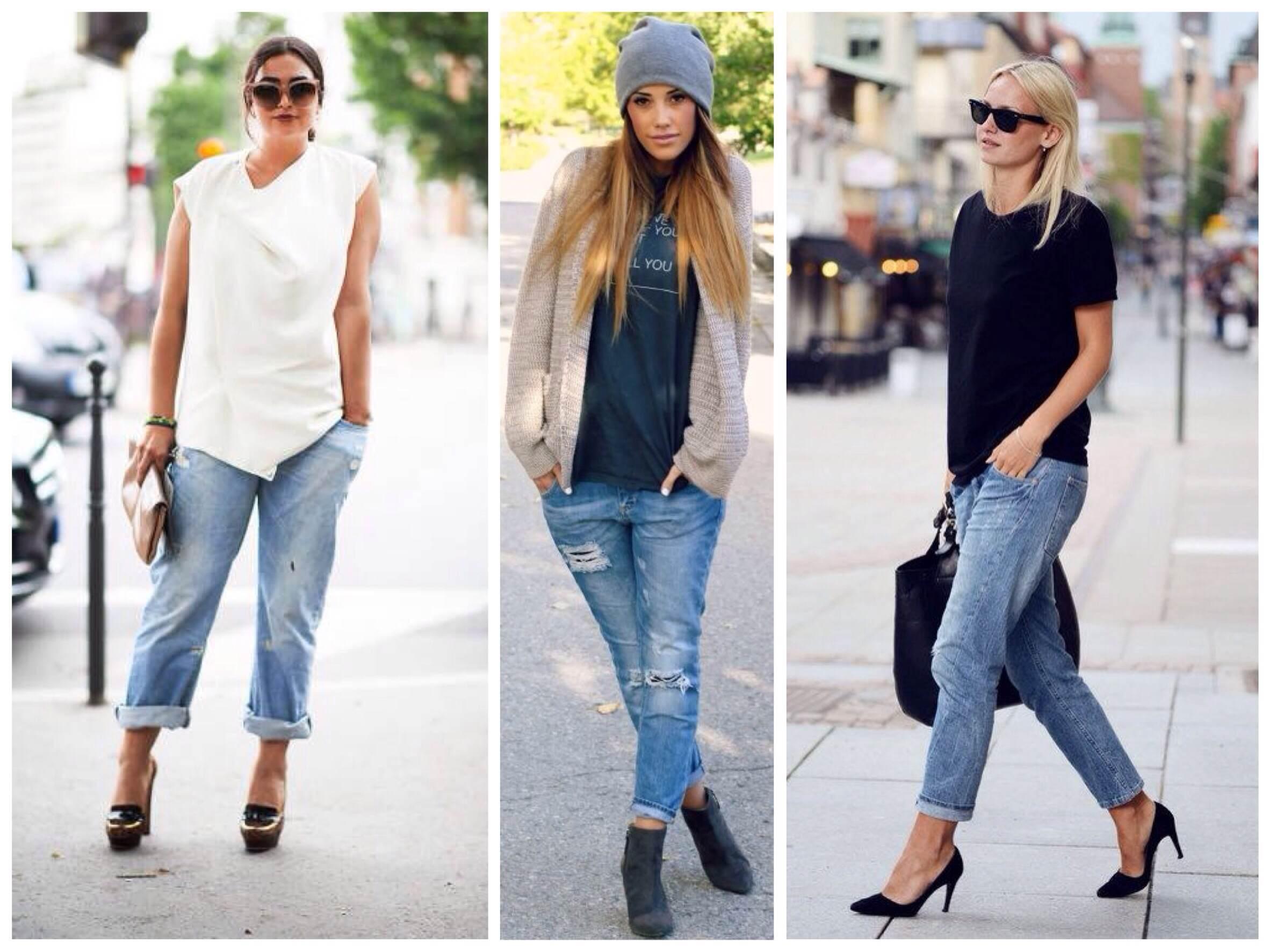 Выбираем рваные джинсы