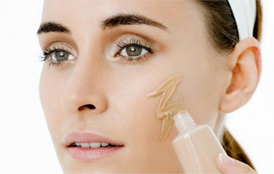 Создаём идеальную кожу с помощью базы для коррекции