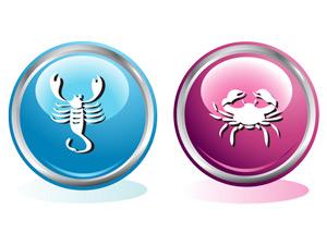 Леди-Рак и Скорпион-джентльмен