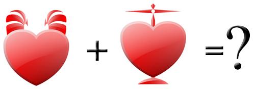 Совместимость в любовных отношениях, дружбе, браке: Овен и Весы