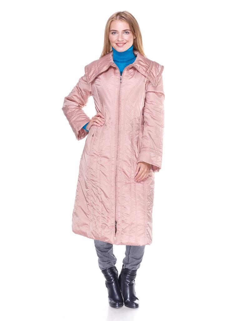 Бежево-розовое