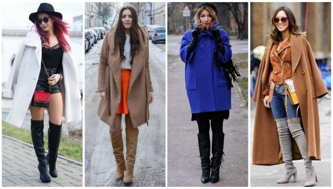 Правила выбора пальто оверсайз
