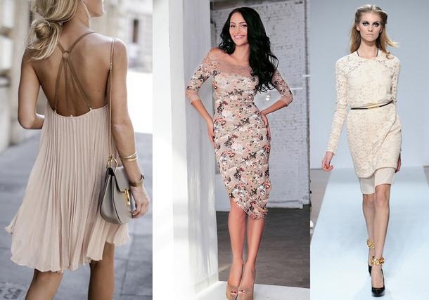 Какие платья должны быть в гардеробе любой девушки весной 2017?