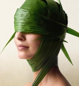 Как готовится маска из морских водорослей для лица?