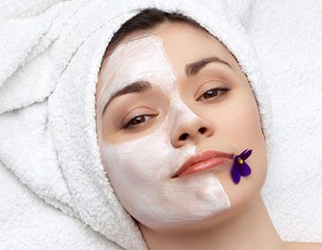 Очищающая маска для лица в домашних условиях от прыщей