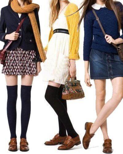 С чем носить ботинки женские: фото лучших сочетаний с оксфордами