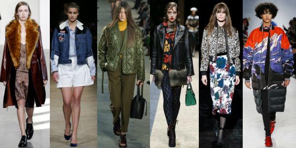 Какие куртки будут в тренде в 2017?