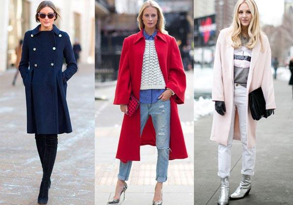Какое должно быть пальто весной 2017?