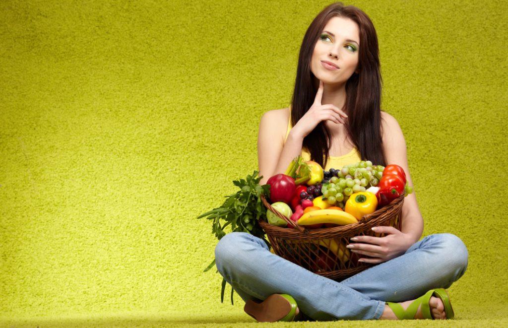 Преимущества и недостатки фруктово-овощной диеты