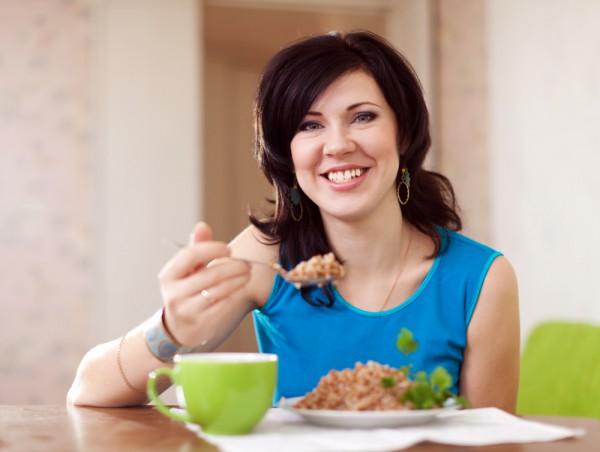 Основное блюдо гречневая каша