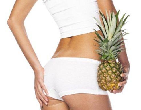 Как похудеть на ананасах отзывы