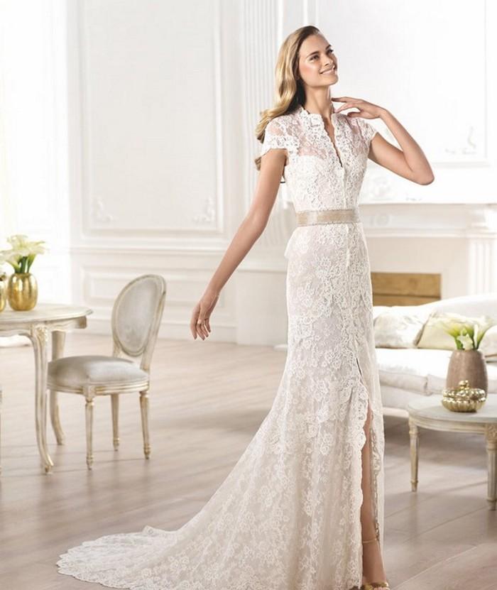 Мода на свадебные платья 2017